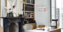 Workspace / The place where bills are paid, timelines are met & where any design enthusiast tries to keep their desk tidy.