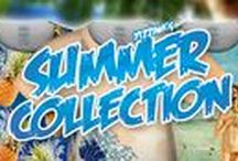 Summer Collection 2016 /  It's getting hot in here...so buy up all our clothes!  http://yizzam.com/collections/summer-2016
