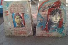 Paris street art / Street art from in and around Paris