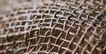 Texture / Intricate details of every day objects. Incredible what you can see when zoomed in...