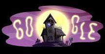 Doodle google /  i #doodle di #Google che m'ispirano