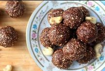 Sweets and snacks / Plant-based recipes for sweets and food on the run.