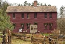 Historic Homes & Barns~ / by Kris Casucci