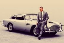007 - James Bond / by Luiz Almeida
