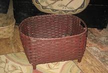 Baskets~ / by Kris Casucci