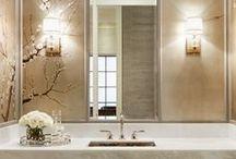 Bath Designs / by Jill Swain