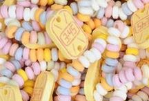 Retro Sweets / See what treats we have at Mrs P's traditional sweet shop.