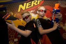 NERF Zone / Our NERF Zone attraction is open all year long!