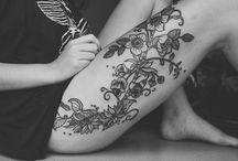 Tattoos/piercings / by Ꭰ⚙ƤƎ❡υЯℓ