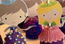 Princess Birthday Party / Ideas for that next princess birthday party!