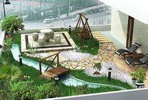 projetos plantas / paisagismo e arquitetura / by juliana veronica sehnem obenaus