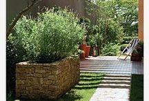 jardin horta pomar / by juliana veronica sehnem obenaus