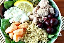 Clean Eating / Best Clean Eating Board on Pinterest.  A collection of healthy and clean snacks.