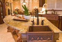 Tuscan Decor Ideas / Decoration ideas for every room in the house.  / by Dawn Stark