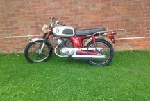 Honda ss125a / This  board is about the  rare Honda SS125A