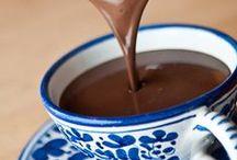 HѺT ☕•❤•☕ CѺCѺᗋ / Nothing Better On A Cold Winters Night, Than Hot Chocolate!!!  ☕ Mmmmmmm ☕