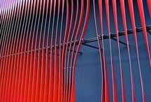 Architecture, colour, facades
