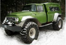 Interesting vehicles / Any sort of vehicle that is interesting or unique including trucks, cars, classic vehicles, utility vehicles, concept cars etc.
