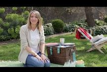 Perfect picnicking buys... / The Country Decorator's favourite picnicking essentials inspired by National Picnic Week...