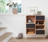 """Decluttering + Organising / """"Out of clutter, find simplicity"""" - Albert Einstein  Decluttering + Organising tips, ideas and printables for simplifying your home."""