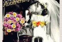 HαᎮᎮƴ ♡AղղᎥvεяsαяƴ Ᏸƴ ʗᗪ / Wishing Beautiful Couples A Happy Anniversary! Feel Free To Share On Fb. No Claims To Photos, Just Creating Happiness To Share.