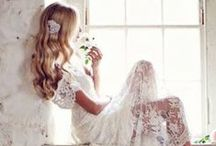 Weddings / Ideas for a Vintage, romantic, hipster style Wedding