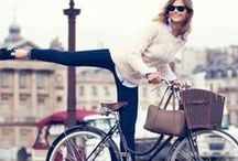 Bikes / How to ride a bike with style
