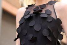 LBD /  Ideas for wearing a little black dress