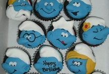Smurfs Party
