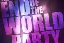 2012_ End of the world party_Survival theme