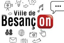 Parlons-en... / Pour discuter, échanger, partager vos avis et impressions sur Besançon, retrouvez-nous sur les réseaux sociaux...