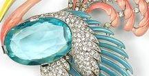 Coloured Gemstone Jewellery / Gemstones in all the beautiful colours of the world