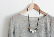 DIY: clothes, jewelry and accessories