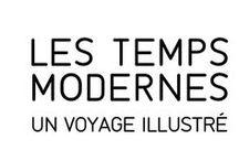 """Les Temps Modernes / """"Les Temps Modernes"""", l'ouvrage qui raconte une histoire de Besançon sous un mode de détournement et d'humour décalé."""