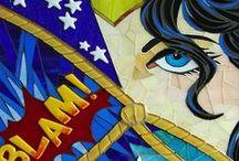 Wonder Woman / I love Wonder Woman!