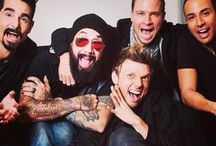 BsB / Backstreet Boys / by Andrea Quiroga