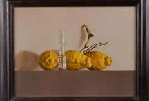 My Paintings / A selection of my oil paintings
