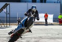 SaloFreestyle.com / Niko Säkkinen / Stuntriding training, show and competition photos.
