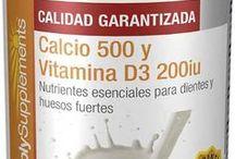 Productos Simply Supplements / Vitaminas, minerales y suplementos alimenticios esenciales para complementar una dieta diaria