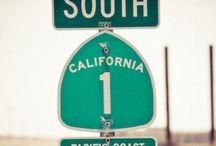 Roadtrip California 2015 / West coast roadtrip, making a bucket list!