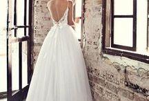 The Dress / Wedding Dress inspirations
