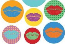 Pattern Inspiration & Trends / Prints and Graphics for Inspiration Only