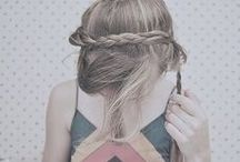 HAIRSTYLE | b r a i d s