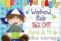 Buncha Scraps Sales / Buncha Scraps Sales