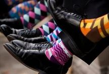 Mens Sock Inspiration / Mens Socks - Trends and Inspiration only