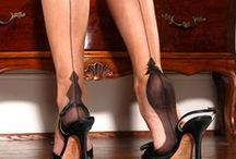 Womens Hosiery Inspiration / For inspiration only
