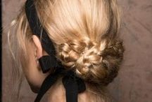 Ponies & Braids / All things pony tails and braids!