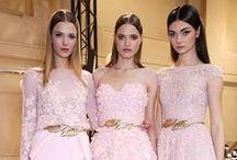 Couture / Fashion, Dress, Woman, Modern, Vintage, Night
