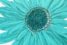~ Turquoise Blue Palette ~