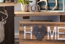 Home Sweet Home / by Ornaments with Love